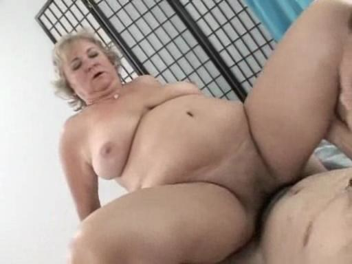 German Granny and Grandpa in Porno Casting for Money