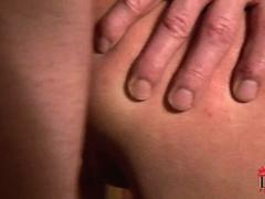 No Lube pain anal
