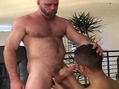 Old daddy abuses young twink