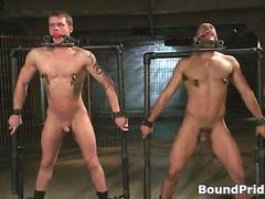 Leo and trent in very extreme gay porn feature
