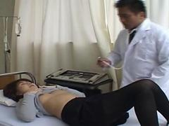 Chinese doctor and chinese asshole clip 3