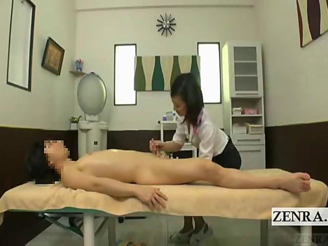Erotic massage with handjob this