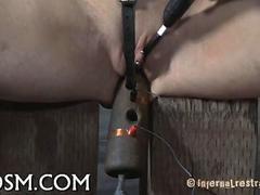 Wild torturing for sexy slave video 2