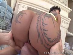 Bella Bellz has huge ass played with