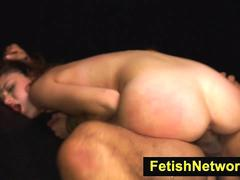 HelplessTeens Alex Mae rope bondage sex