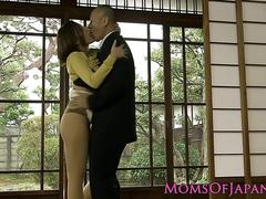 Asian milf doggystyled by secret lover