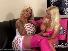 Big Boobed Candy Charms Sucks Fucks British Pornstar Michelle Thorne