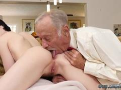 Old young anal Frannkie heads and munches her snatch and caboose before she commences