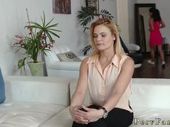 Real mom and bosss daughter casting couch Family Sex Education