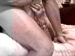 Granny Bang makes me cum hard. 84 Fuck OLD NEW