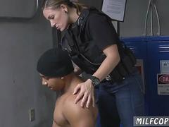 Hot big tit cheating milf and step mom Purse Snatcher Learns A Lespals son