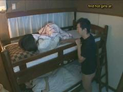 japanese babe catches his boyfriend cheating video