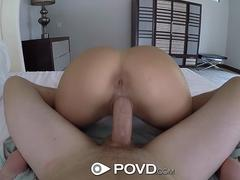 POVD Best Fuck with Leah Gotti