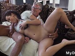 Old hairy pussy and man 69 What would you prefer  computer or your girlboss