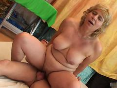 If you like your women thick and mature, this is a must see