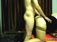 Sex whit a mature whore