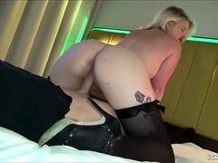 REAL MILF TEACHER FUCK WITH YOUNG GERMAN BOY AFTER SCHOOL
