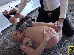 Banged and Bound Real Sub