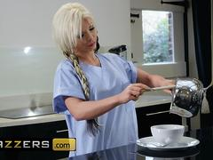 Brazzers - Doctors Adventure - Barbie Sins Danny D - Cockupational Therapy