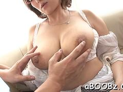 Wonderful mature maid mio takahashi coitus in porno