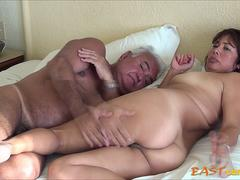 asian wife suck daddy cock feature