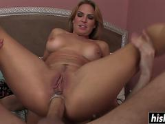 Anal sex pleases Savanna the most