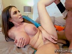 Mom shares cock anal Trading Pussy For Cookies