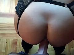 Amateur Couple Vacation Anal 2