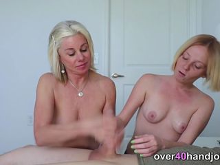Mother teaches daughter porn