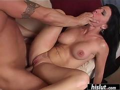 Kendra Secrets is always eager to have anal sex