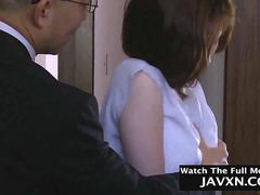 Beautiful Asian MILF Fucked And Stepson
