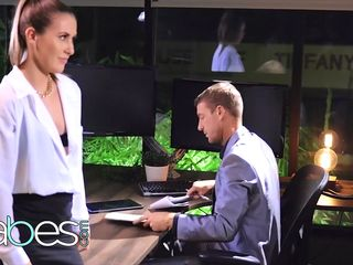 Video 1267901502: ryan mclane, dominated babe, office domination, anal big cock blowjob, cock anal hd