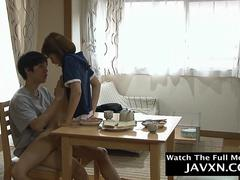 Japanese Stepmom Is Feeling Lonely