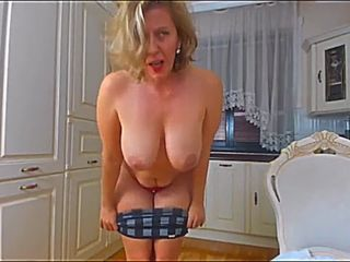 Mature With Perfect Big Tits