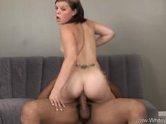 Skinny Wifey Taking Care Of BBC Today