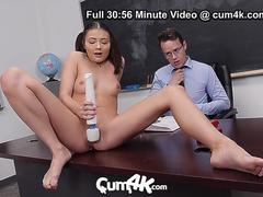 CUM4K Over Flowing Creampie Party Compilation