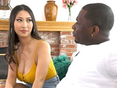 Sharon Lee Craves Personal Guide Big Black Dick
