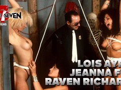 BRUCE SEVEN - Lois Ayres, Raven Richards, and Jeanna Fine