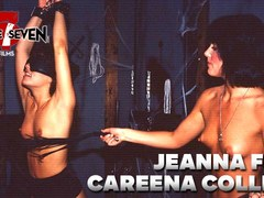 BRUCE SEVEN - Thrill Seekers, Careena Collins and Jeanna Fine