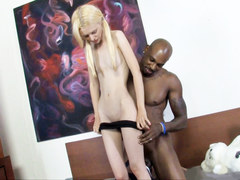 Skinny Kennedy Kressler Gets Stretched By A BBC